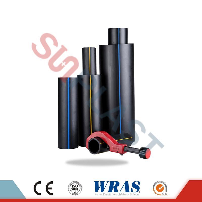 Труба HDPE (полі труба) для водовідведення та підсилювача; Дренаж