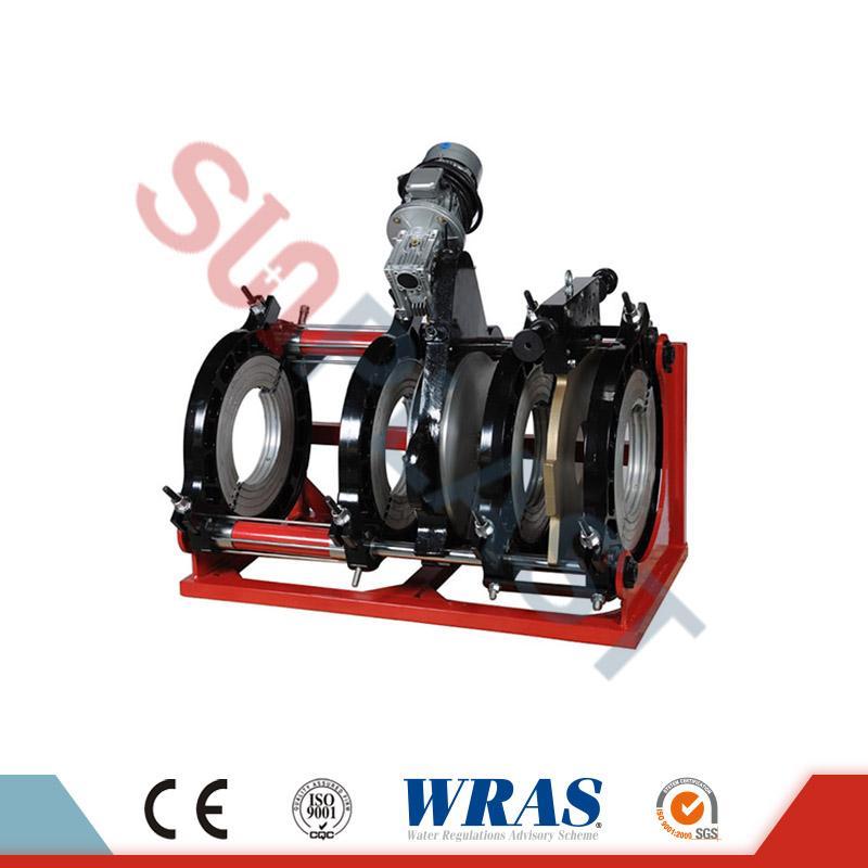 280-450мм гідравлічний зварювальний апарат злиття для HDPE труби