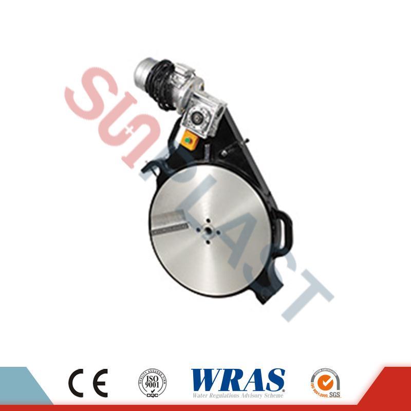 160-315мм гідравлічний зварювальний апарат злиття для HDPE труби