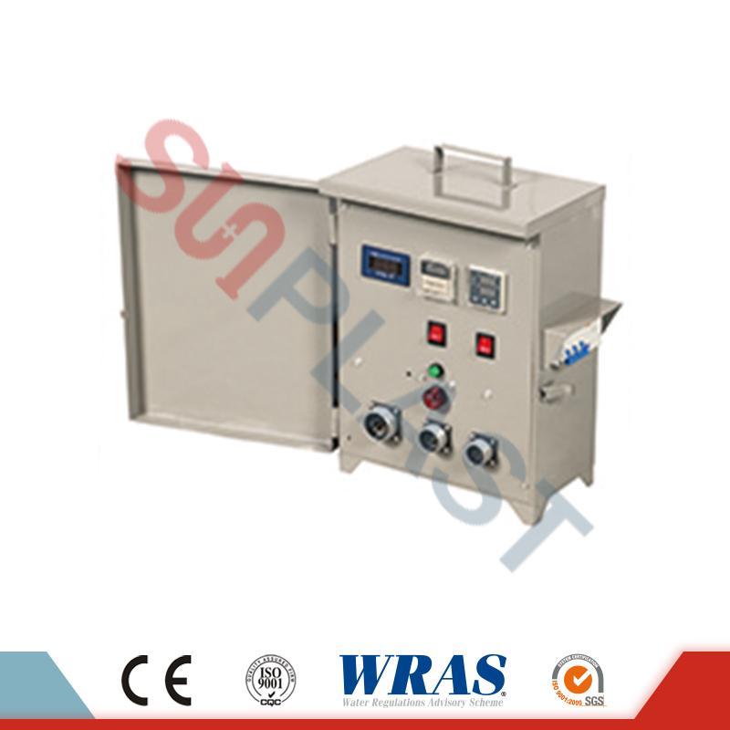 Зварювальний апарат для гідравлічного злиття 710-1000мм для труб HDPE