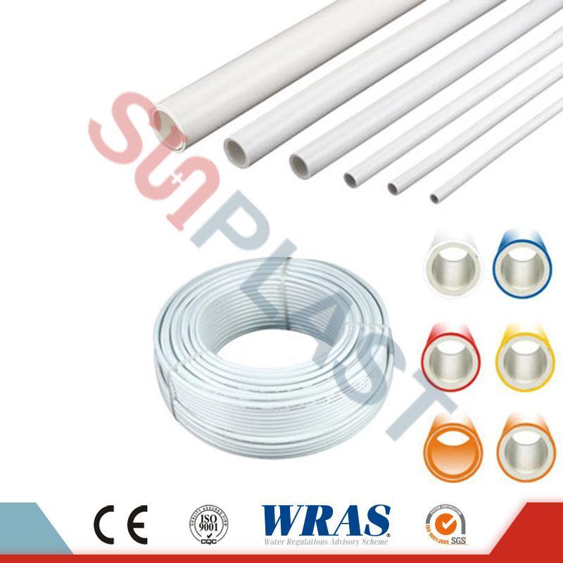 PERT-AL-PERT Багатошарова труба для водопроводу & amp; Опалення підлоги