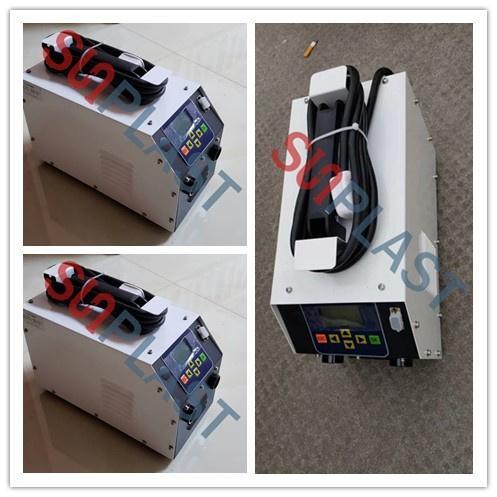 Зварювальний апарат для електрозварювання труб HDPE
